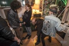 Outrage in der Villa Rotenburg