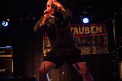 Die Abstürzenden Brieftauben live in Frankfurt