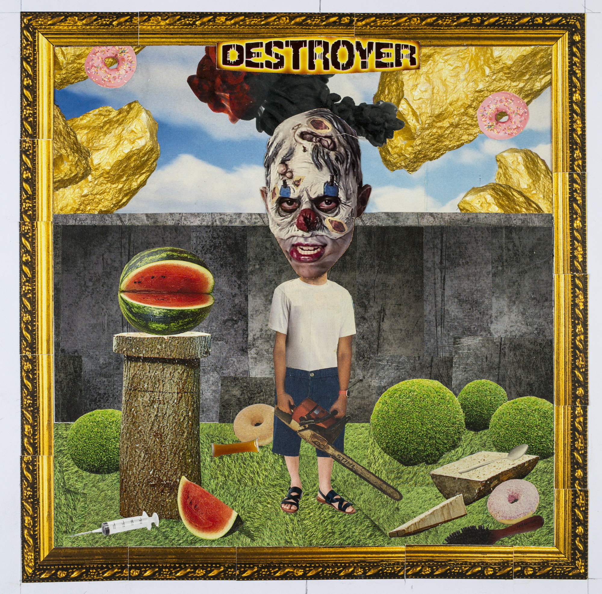 Monster Self Kit: Destroyer, 2016