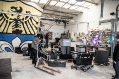 Die Toten Hosen Magical Mystery Tour in Darmstadt 8