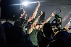 Die Toten Hosen Magical Mystery Tour in Darmstadt 17